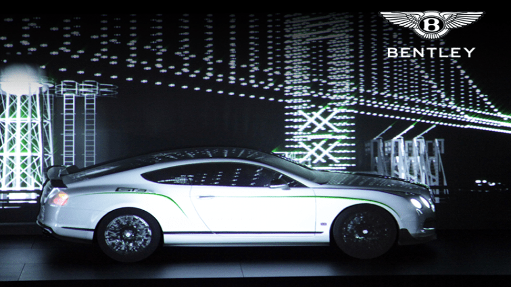 Bentley Concours d'Elegance Experience