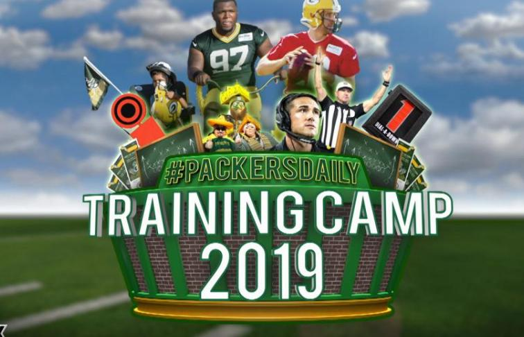 Packers Training Camp | Remote Production