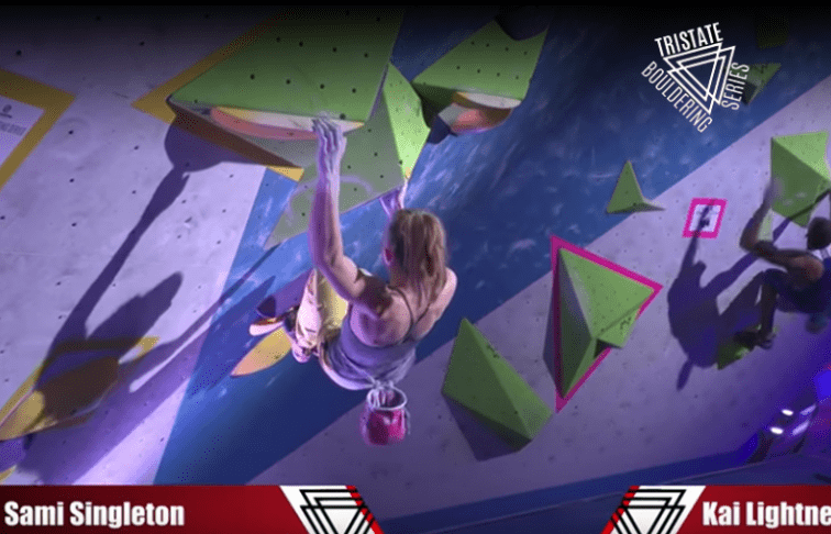 Tristate Bouldering Series Championships